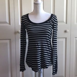 Free People Hard Candy Striped Top